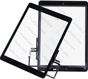 Touch Panel Apple iPad 9.7 (2017) Complete black