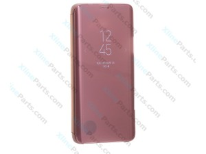 Flip Case Samsung Galaxy S9 Plus G965 Clear View Standing gold (Original)