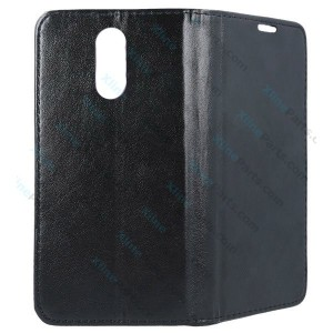 Flip Case Fancy LG Q7 black
