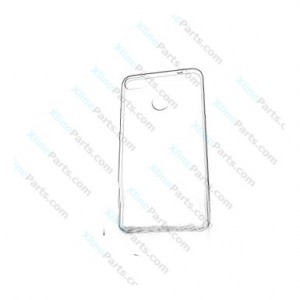 Back Case Huawei P Smart clear