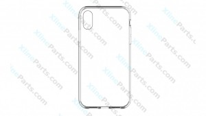 Silicone Case Apple iPhone XS Max clear