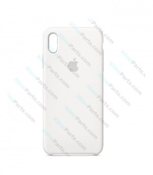 Back Case Apple iPhone XR Hard Case white