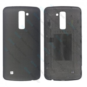 Back Cover LG K10 K420N black