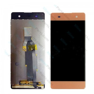 LCD with Touch Sony Xperia XA  F3111 gold OCG