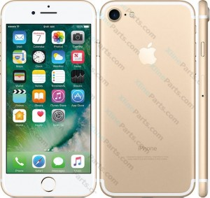 Used Mobile Phone Apple iPhone 7G 32GB gold