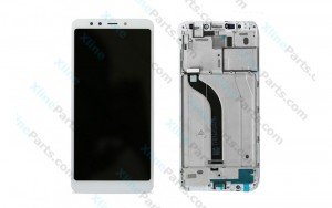 LCD with Touch Xiaomi Redmi 5 MDG1 white