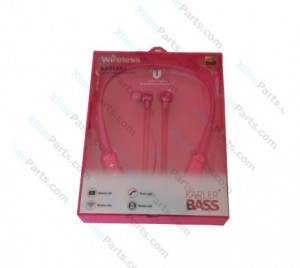 Bluetooth Headset Karler 102 pink AAA
