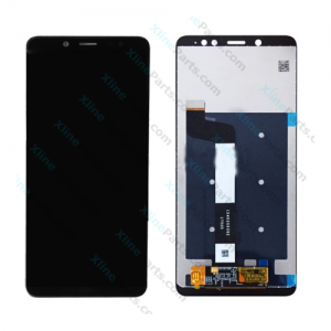 LCD with Touch Xiaomi Redmi Note 5 Pro black OCG