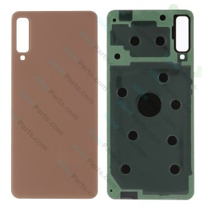 Back Battery Cover Samsung Galaxy A7 (2018) A750 gold