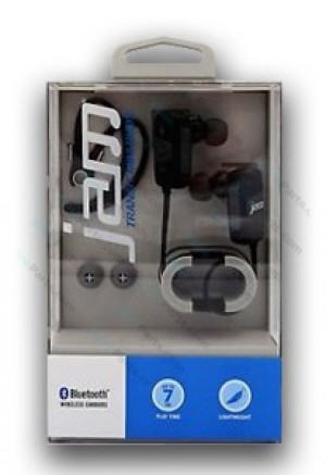 Bluetooth Wireless Headset Jam HX-EP315 Earbuds black (Original)