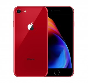Mobile Phone Apple iPhone 8 64GB red