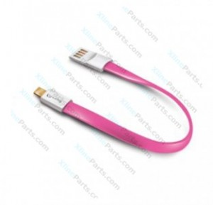Data Cable Micro USB Celly 22cm pink (Original)