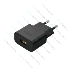 Travel Charger USB Adapter Sony UCH10 2 Pin black (Original) bulk