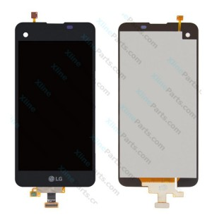LCD with Touch LG X Screen K500N black OCG