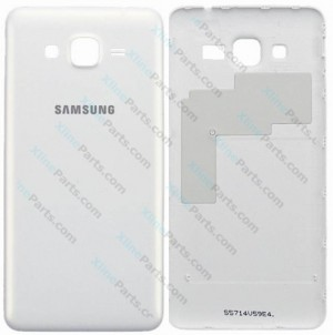 Back Battery Cover Samsung Galaxy Grand Prime G531 white