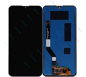 LCD with Touch Huawei Y7 Prime (2019) black OCG