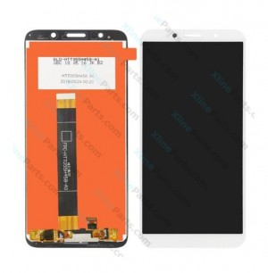LCD with Touch Huawei Y5 Prime (2018) white OCG
