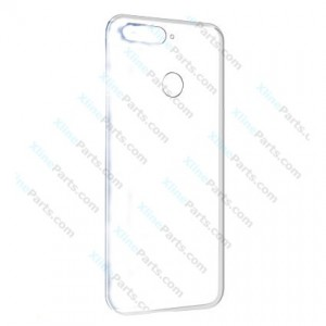 Silicone Case Brio Huawei Honor 7A clear