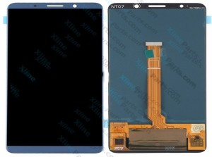 LCD with Touch Huawei Mate 10 Pro blue OCG