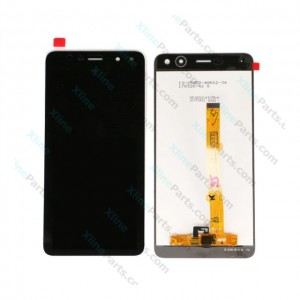 LCD with Touch Huawei Y6 (2017) black OCG