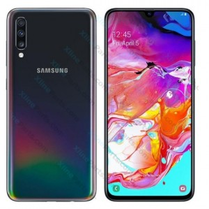 Mobile Phone Samsung Galaxy A70 (2019) A705 Dual 128GB black