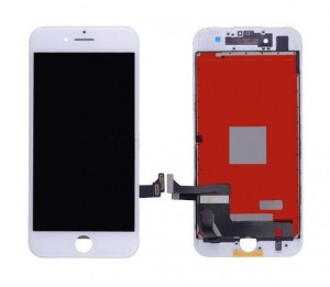 LCD with Touch iPhone 7 Plus white Complete