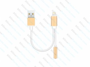 Adapter Charger 2 in 1 iPhone 7/7 Plus Earphone Headphone Jack