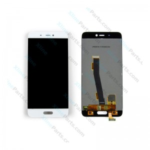 LCD with Touch Xiaomi MI 5 white OCG