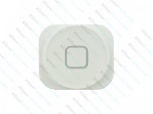 Home Button Key Apple iPhone 5G white