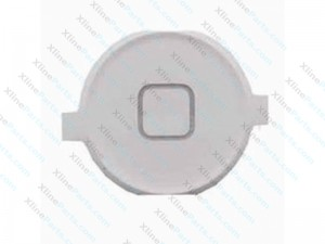 Home Button Key iPod 4G white
