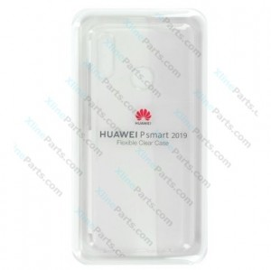 Silicone Case Huawei P Smart (2019) clear (Original)