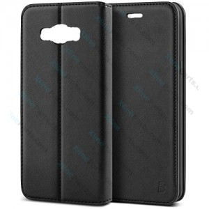 Flip Case Magnetic Samsung Galaxy J7 (2016) J710 black