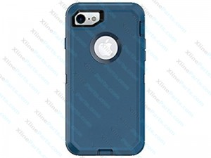 Complete Case Defender Apple iPhone 7/8 Hard Case blue