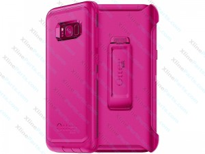 Complete Case Defender Samsung Galaxy S8 Plus Hard Case pink