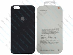 Back Case Apple iPhone 6G Plus/6S Plus Hard Case black