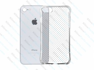 Silicone Case iPhone 7/8 Ultra Thin Cushion clear