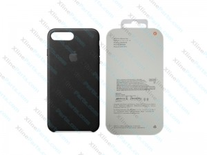 Back Case Apple iPhone 7/8 Hard Case black