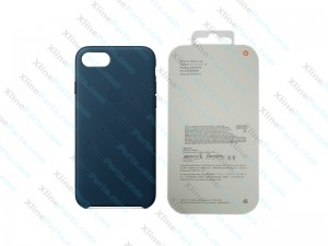 Back Case Apple iPhone 7/8 Hard Case midnight blue