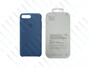 Back Case Apple iPhone 7/8 Hard Case ocean blue