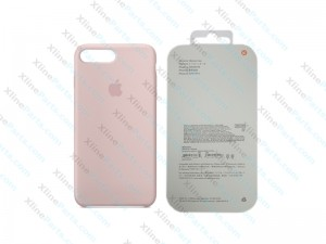 Back Case Apple iPhone 7/8 Hard Case sand pink