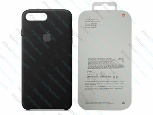 Back Case Apple iPhone 7 Plus/8 Plus Hard Case black