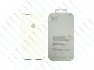 Back Case Apple iPhone 7 Plus/8 Plus Hard Case white