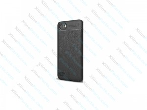 Back Case LG Q6 black