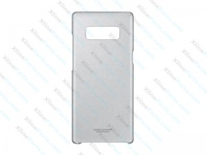 Back Case Samsung Galaxy Note 8 N950 Clear Cover black (Original)