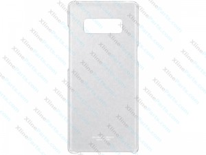Back Case Samsung Galaxy Note 8 N950 Clear Cover clear (Original)
