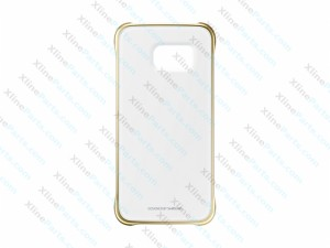Back case Samsung Galaxy S6 Clear gold  (Original)