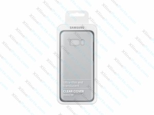 Back Case Samsung Galaxy S8 plus G955 Clear Silver