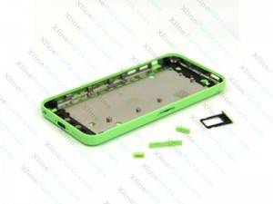 Back Cover iPhone 5C green