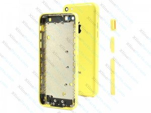 Back Cover Apple iPhone 5C yellow