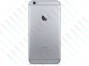 Back Battery Cover Apple iPhone 6G Plus gray